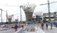 Decide no parar obras del NAIM,Grupo Aeroportuario de la CDMX