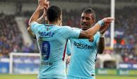 Barcelona en la cima de la Liga Española; vence 2-0 a Eibar