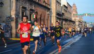 Por cuatro carreras atléticas habrá cortes a la circulación en CDMX
