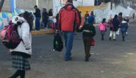 Ya en clases 99.9% de alumnos afectados por sismos, asegura SEP