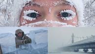 VIDEO: Así viven en Oymyakon, el pueblo más frío del mundo