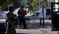 Hallan en camioneta cuerpos de 3 adultos y un bebé en León, Guanajuato