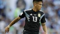 Refuerzo de lujo: Maxi Meza ya es jugador de Rayados