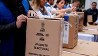 Revisa IEE de Puebla 50% de paquetes de comicios para gobernador