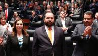 Carlos Bonnin murió luego de caer de un quinto piso, revela INAI