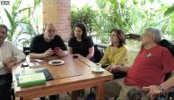 VIDEO: Con Silvio Rodríguez, AMLO afina discurso para toma de posesión