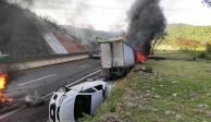 Registran 20 accidentes automovilísticos en autopista México-Acapulco