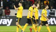 VIDEO: Raúl Jiménez está encendido; vuelve a anotar con Wolverhampton