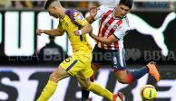 América se mantiene invicto; Chivas sigue sin ganar