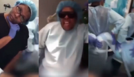 VIDEOS: Demandan a cirujana que bailaba en el quirófano