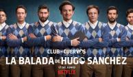 """""""Hugo Sánchez"""" de Club de Cuervos estrena serie en Netflix"""