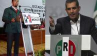 Rechazan diputados del PRI  ir contra liderazgo de Ochoa, asegura coordinador