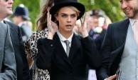 FOTOS: Look de Cara Delevingne causa furor en boda real
