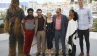 """""""Han Solo: Una Historia de Star Wars"""" llega a Cannes"""