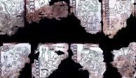 FOTOS: Abren al público el Códice Maya de México, el más antiguo de América