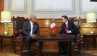 Hasta 1 de diciembre, nuevo encuentro AMLO - EPN: vocero presidencial