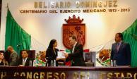 Presenta gobernador de Chiapas suSexto Informe de Gobierno