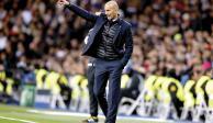 Nominan a Zidane como el técnico con más prestigio