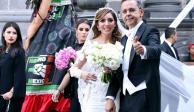 FOTOS: Así fue la boda de César Yáñez y Dulce Silva