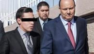 Juez dicta prisión preventiva a exsecretario particular de César Duarte