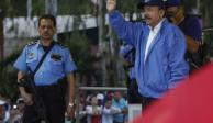 Responsabiliza EU a Ortega por grupos parapoliciacos y violencia en Nicaragua