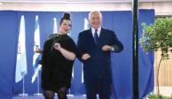Netanyahu envía explosivos a Hamas y baila danza israelí