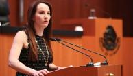 Morena no va a confrontación con Maduro: Gabriela Cuevas