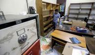 Policía de Ortega allana sede de diario crítico en Nicaragua
