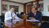 Moreira ve a Meade como único candidato que puede ganarle al populismo de AMLO
