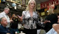 Juez rechaza llevar a juicio a Trump por caso de ex actriz porno