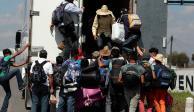 Disparan a migrantes en Veracruz; muere mujer de Guatemala