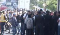 Sonido desata riña en la Venustiano Carranza; hay 4 policías heridos