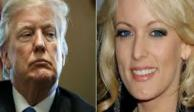 Demanda estrella porno a Trump; busca anular pacto de silencio