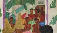 Obra de Diego Rivera impone récord para arte latino