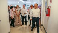 Astudillo, aliado del Gobierno Federal en materia de salud: Narro