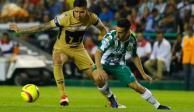 León se apodera del partido y golea 3-0 a Pumas