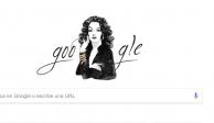 Google homenajea con un doodle a María Félix en su 104 aniversario