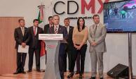 Este martes inicia proceso en ALDF para elegir al sustituto de Mancera