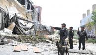 Diseño y no materiales, causa de colapso en Plaza Artz, concluye PGJ