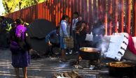 Sigue el bloqueo en San Lázaro por organizaciones campesinas