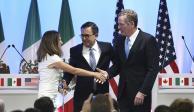 México, EU y Canadá firmarán T-MEC el 30 de noviembre