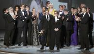 Nadie quita el reinado a Game of Thrones en lo Emmy