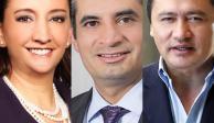 PRI define lista de plurinominales; Ruiz Massieu, Ochoa y Osorio al Congreso