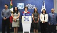 Avalan candidaturas de Marko Cortés y Manuel Gómez Morín