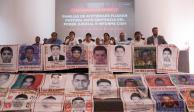 Llega a Suprema Corte comisión de la verdad de caso Iguala
