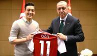 Una polémica foto de Özil atiza debate sobre migración y etnicidad en Alemania