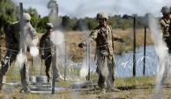 Misión militar en frontera costará 210 mdd, afirma Pentágono