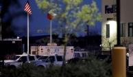 Estalla quinto paquete bomba en Texas, una persona resulta lesionada