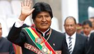 Pese al rechazo de bolivianos, Evo va por su cuarto mandato