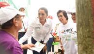 Confía senadora Diva Gastélum en victoria de Candy Ayuso